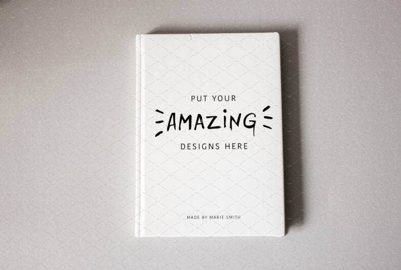 minimalistic-notebook-cover-template