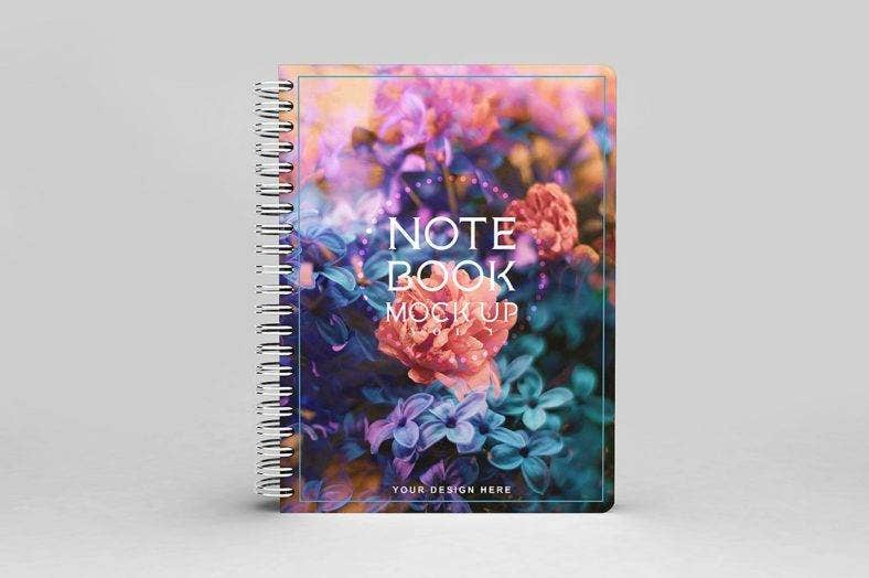 notebook-cover-mockup-template