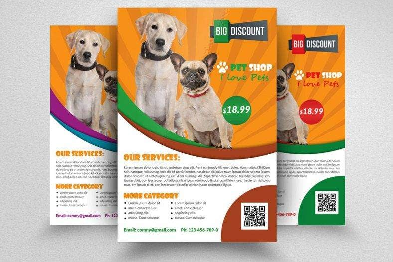 pet-shop-small-business-flyer