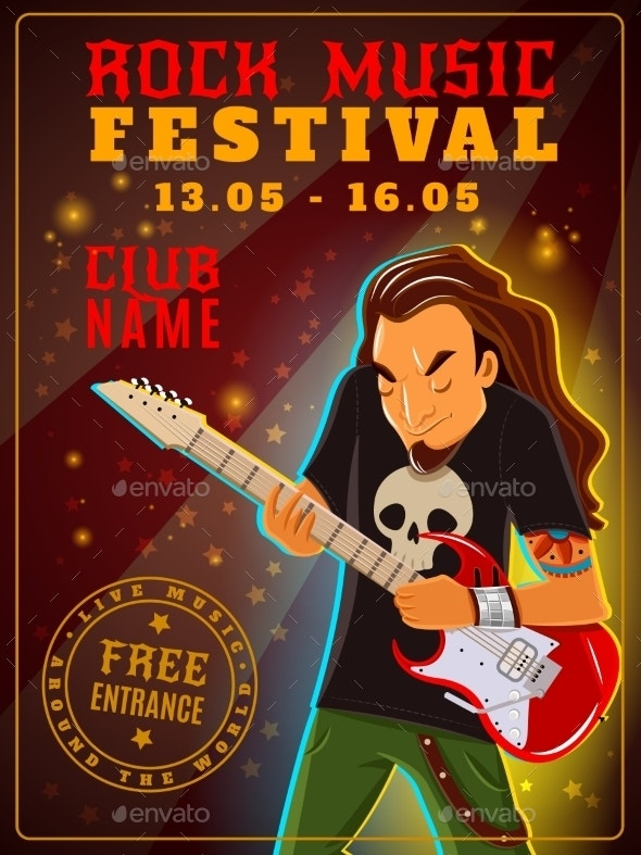 rock-music-festival-event-announcement-template