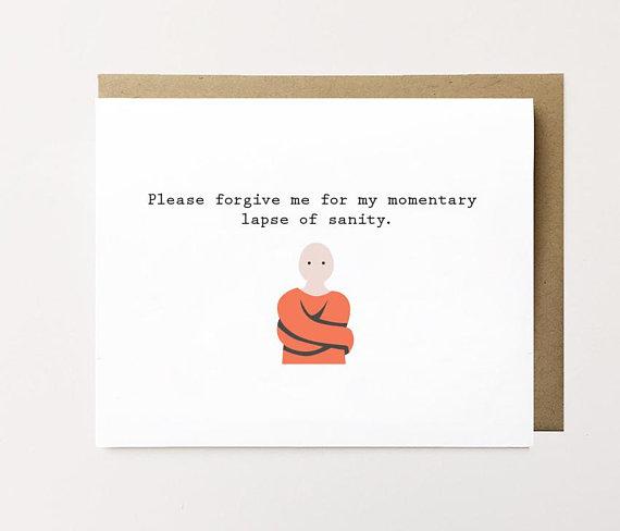 14+ I'm Sorry Card Designs & Templates - PSD, AI | Free ...