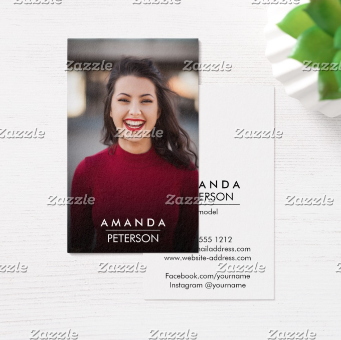 transparent-gradient-actor-business-card-template