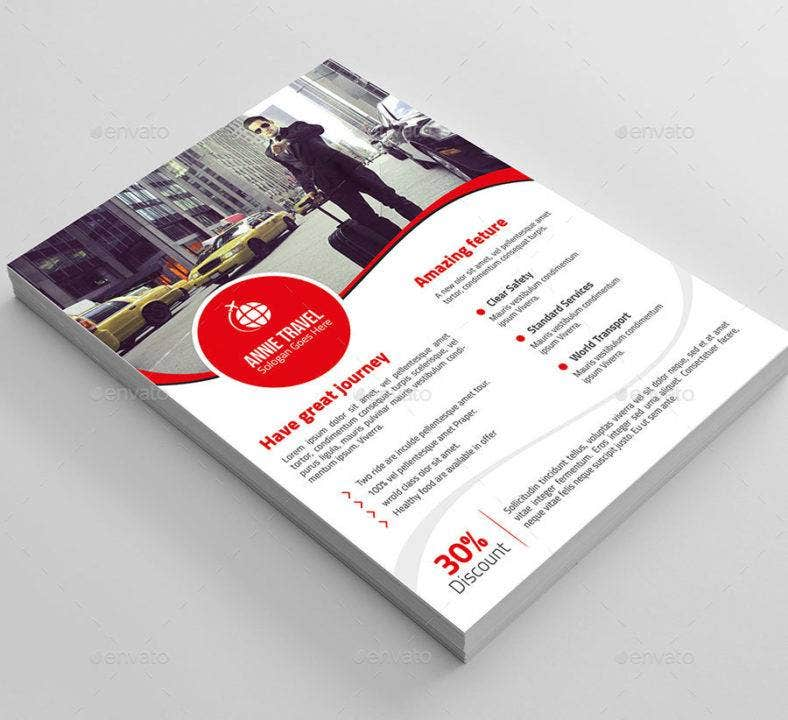 travel-agency-small-business-flyer