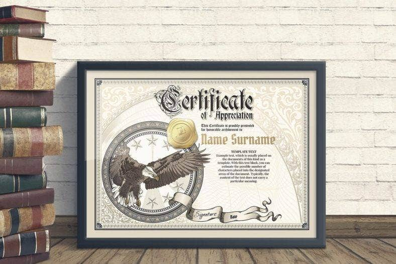 vintage-education-certificate-template