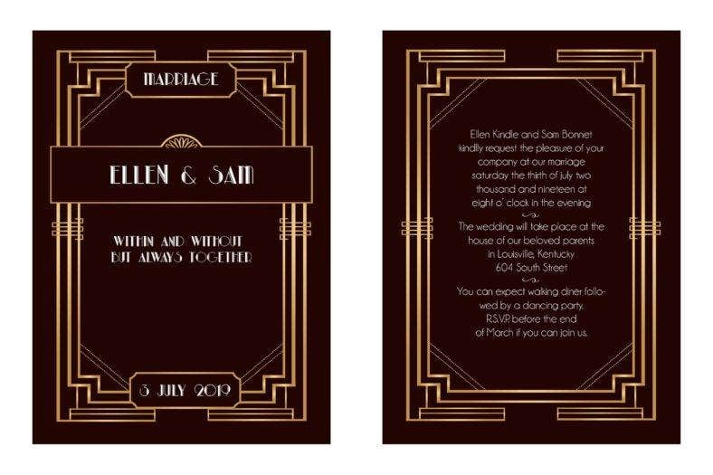 wedding-art-deco-invitation-template