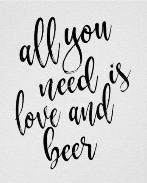 all-you-need-is-love-and-beer