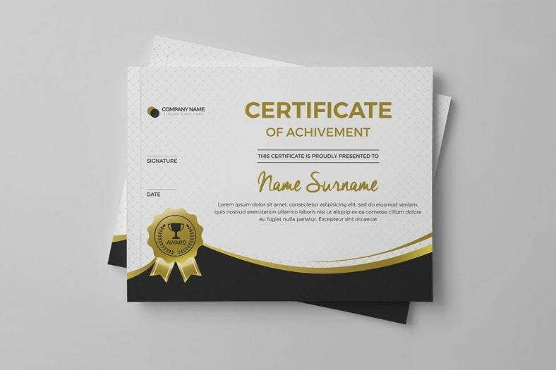 award certificate 788x525