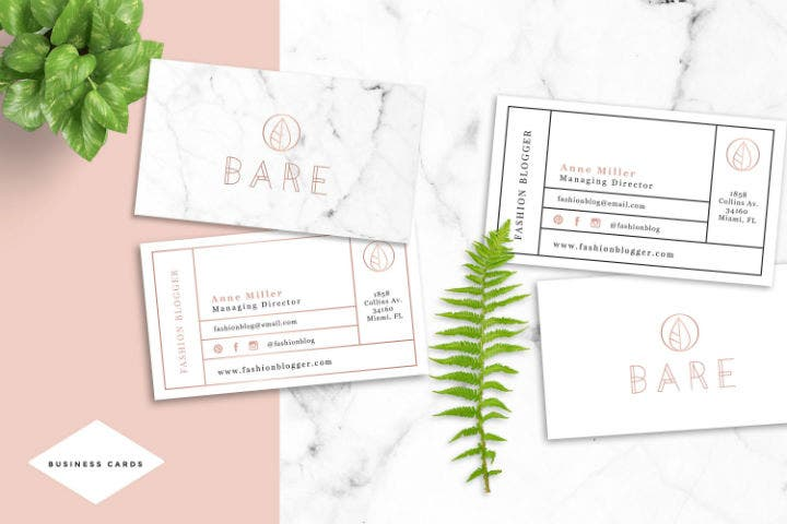bare-fashion-feminine-business-card-template