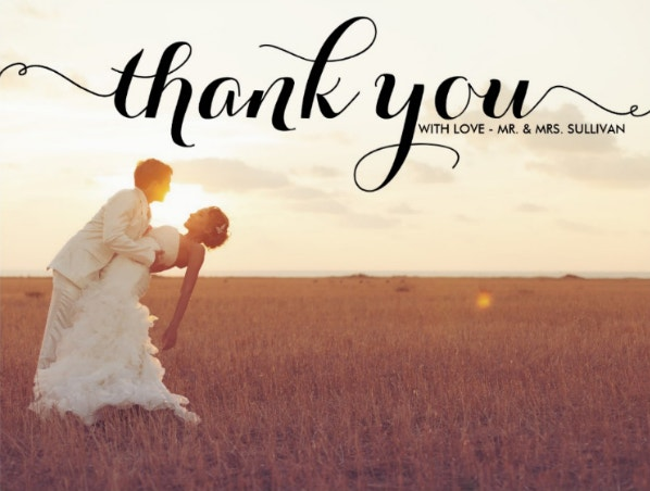 black-typography-script-wedding-thank-you-postcard