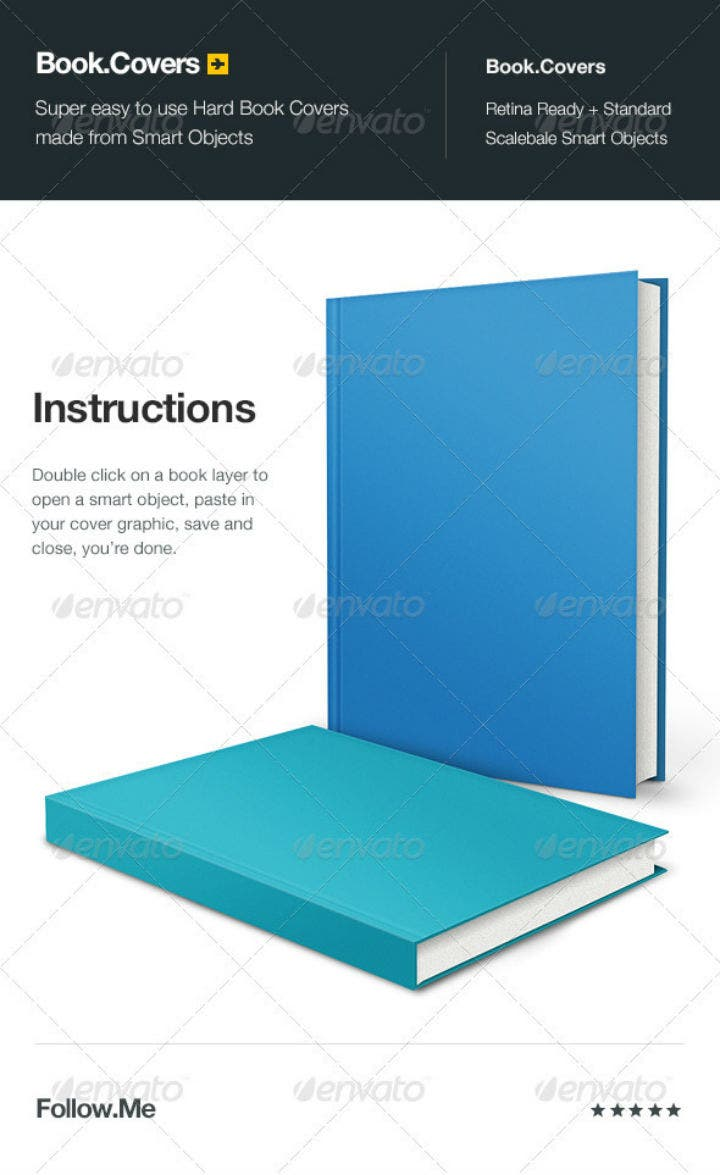 Book Cover Design Template Ai : Marketing book cover designs templates psd ai