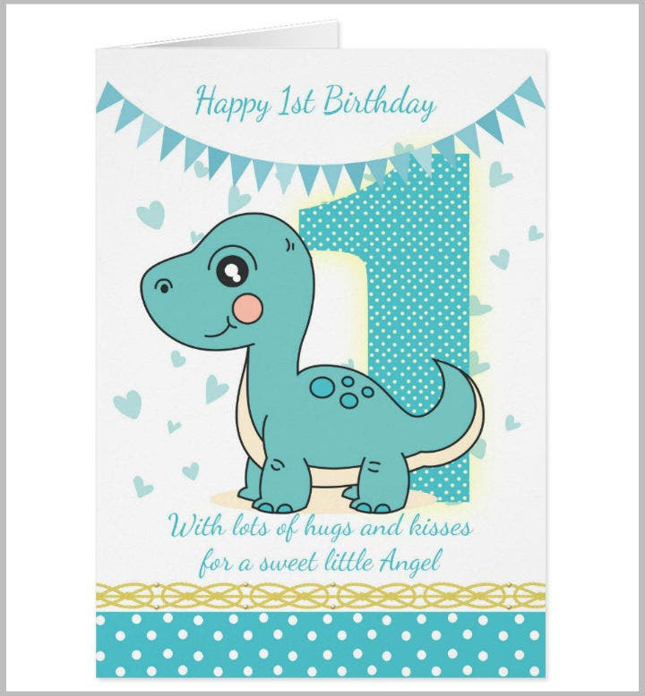 blue-dinosaur-1st-wishes-birthday-card-design