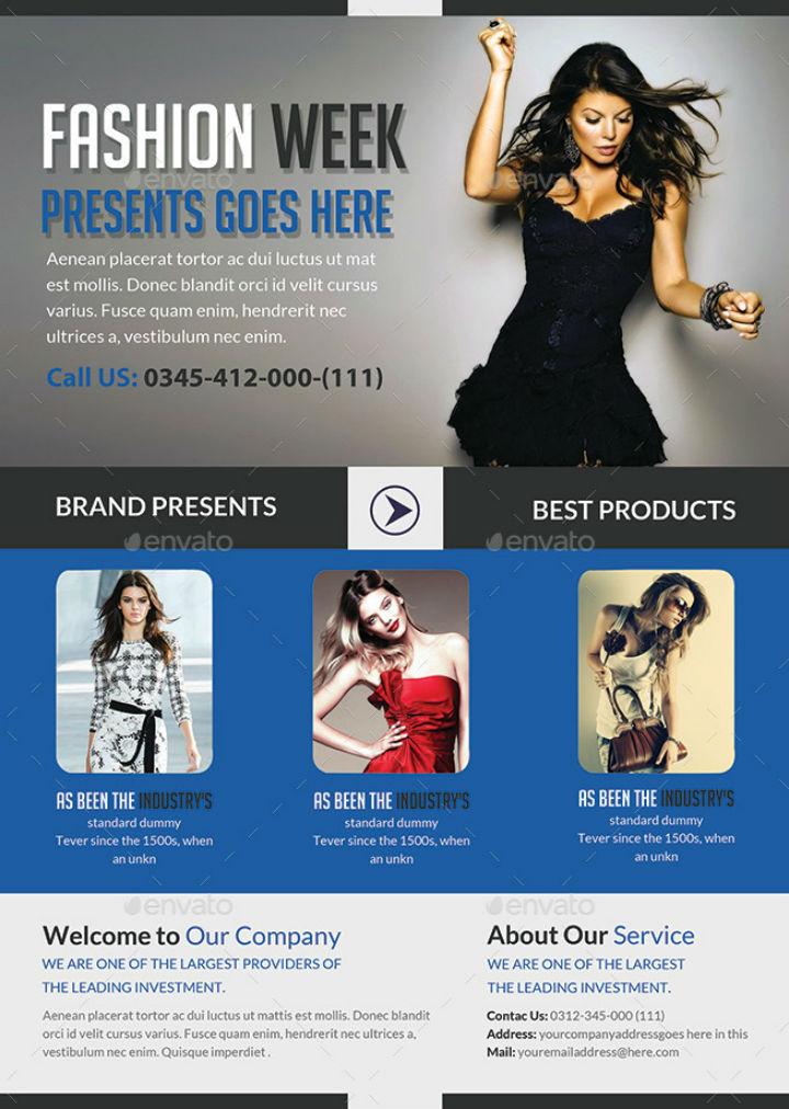blue-fashion-week-talent-agency-flyer-template