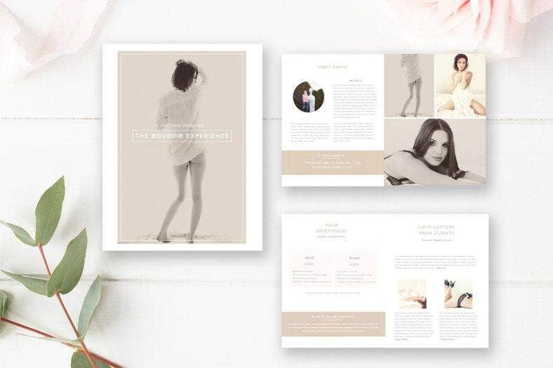 boudoir photography magazine template 788x524