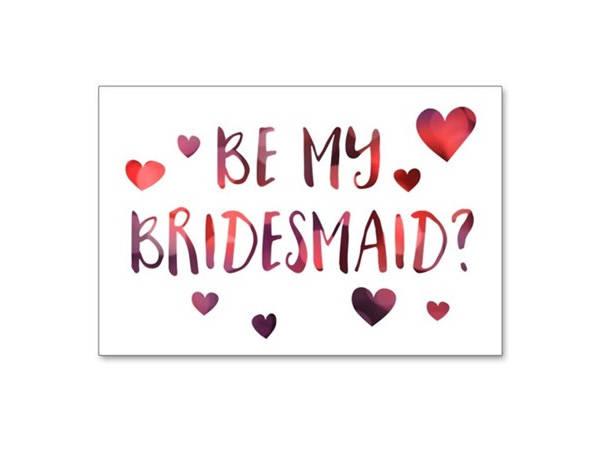 bridesmaid-invitation-postcard-template