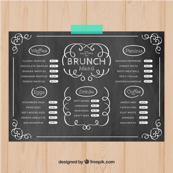 brunch-menu-template-in-chalk-style