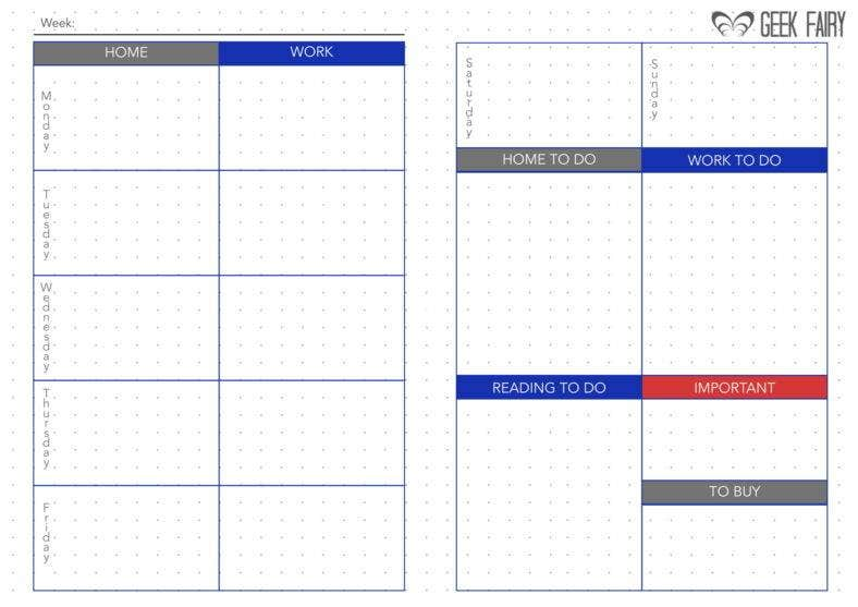 bullet journal weekly layout 1 788x557