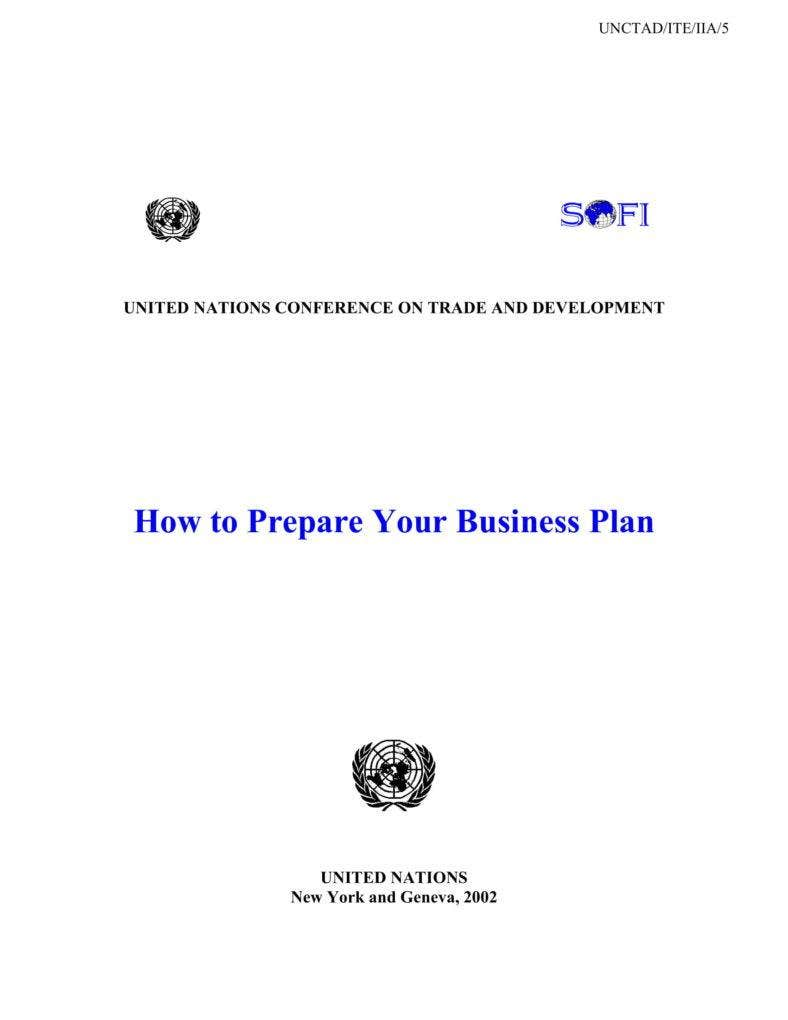 usiness Planner Preparation Guide