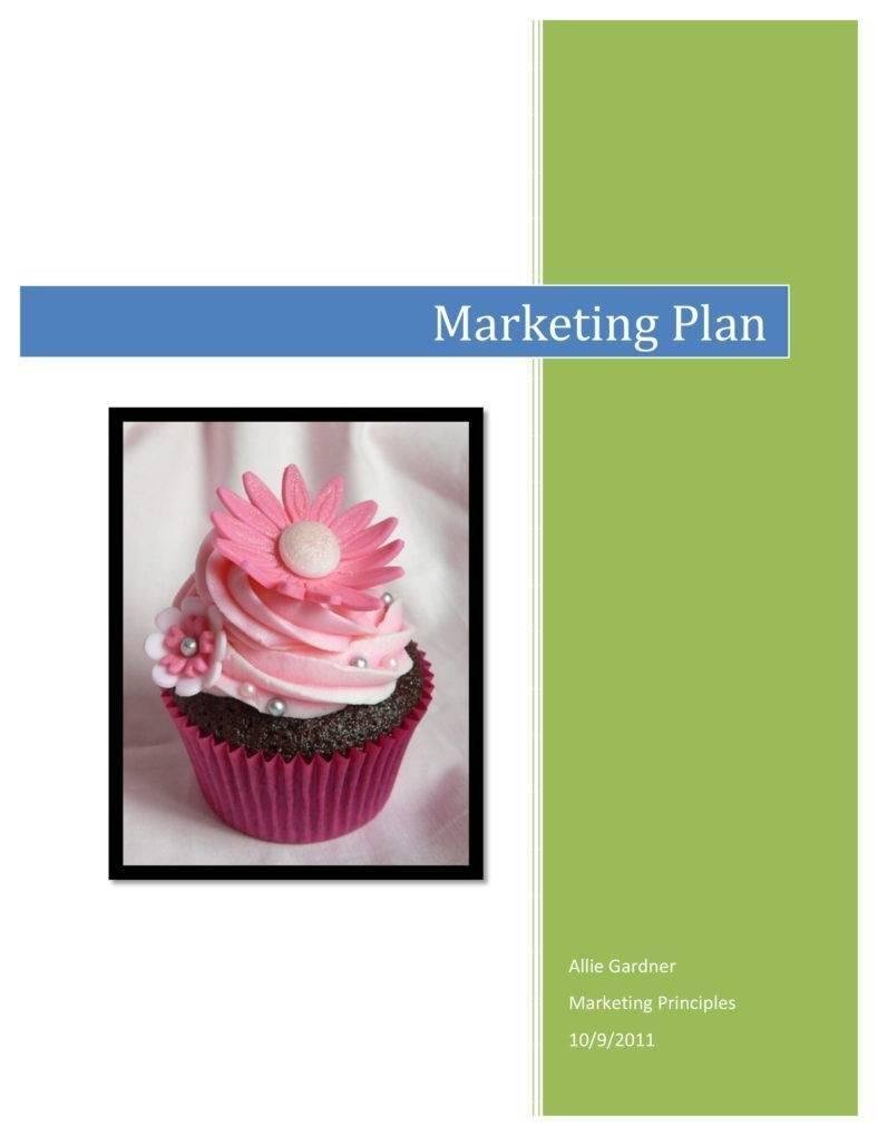 Cafe Marketing Plan Sample