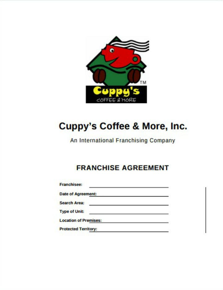 10  restaurant buyout contract templates