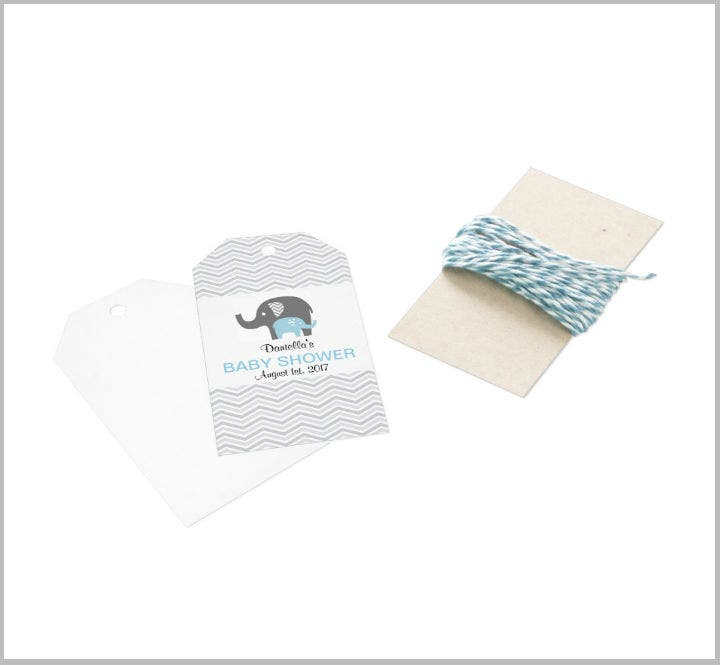 chevron-blue-elephant-printable-favor-tag-template