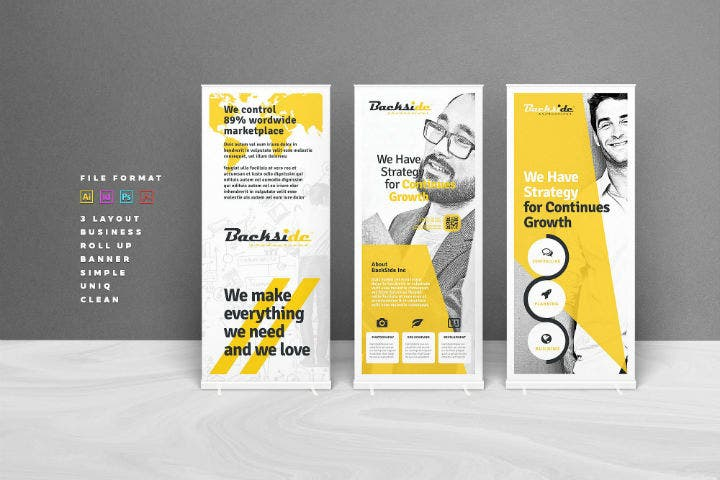clean-and-modern-rollup-banner-psd-template