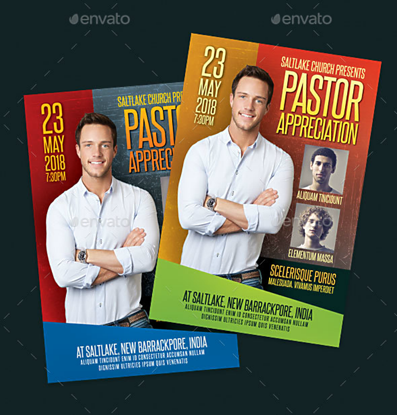 colorful minimalist church pastor appreciation template 788x823