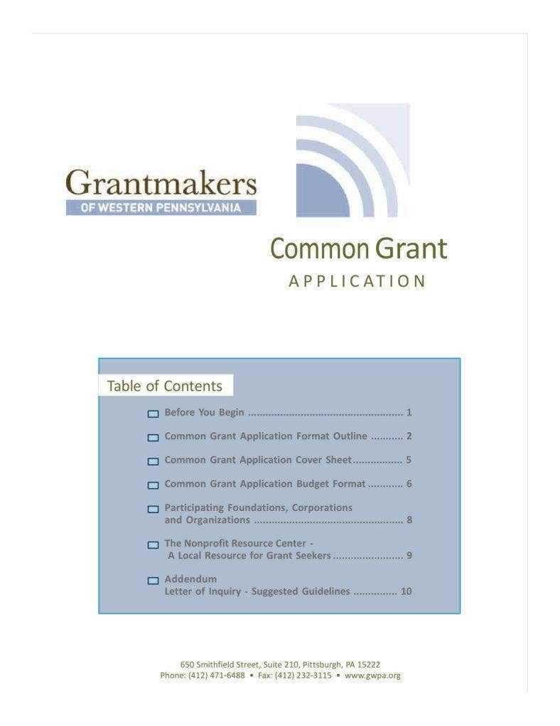 common-grant-application-form-2014-01