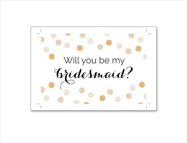 confetti-bridesmaid-postcard-template