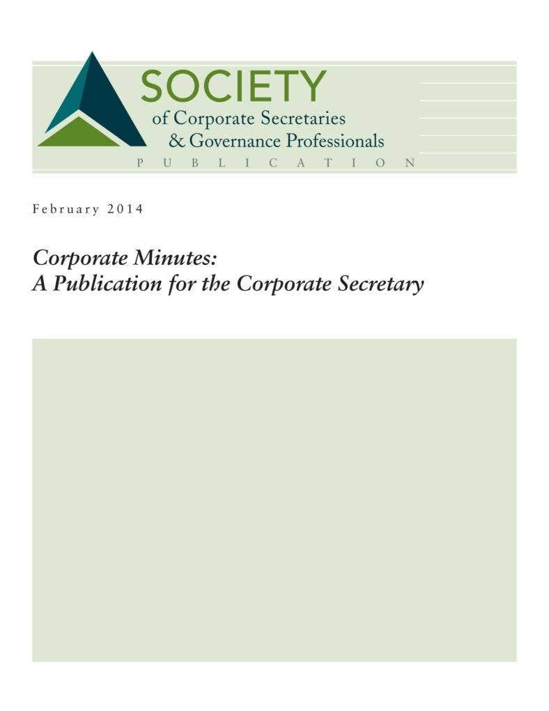 corporate minutes manual 01 788x1020