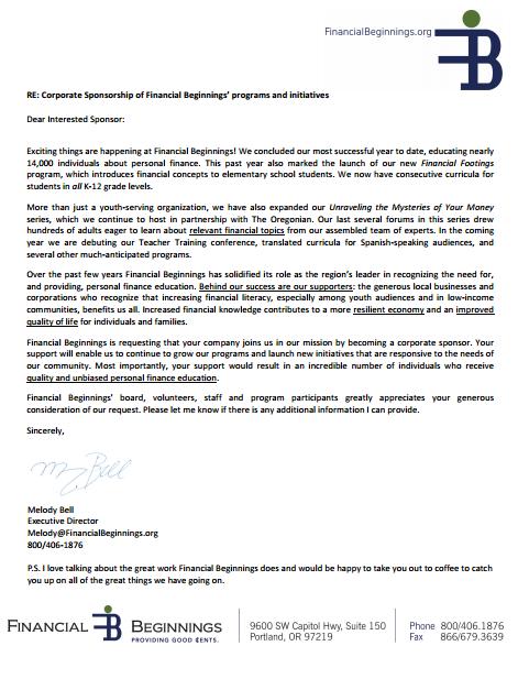 employer sponsorship letter sample