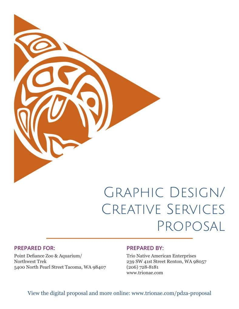 Creative Agency Proposal Template