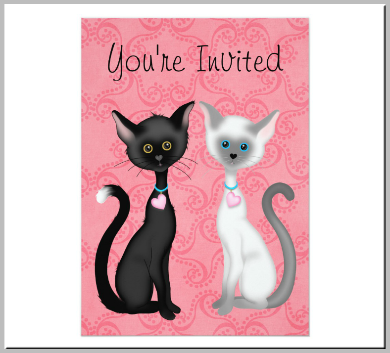 20  kitty themed invitation card designs  u0026 templates