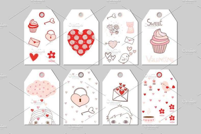 cute valentine printable hang tag template 788x524