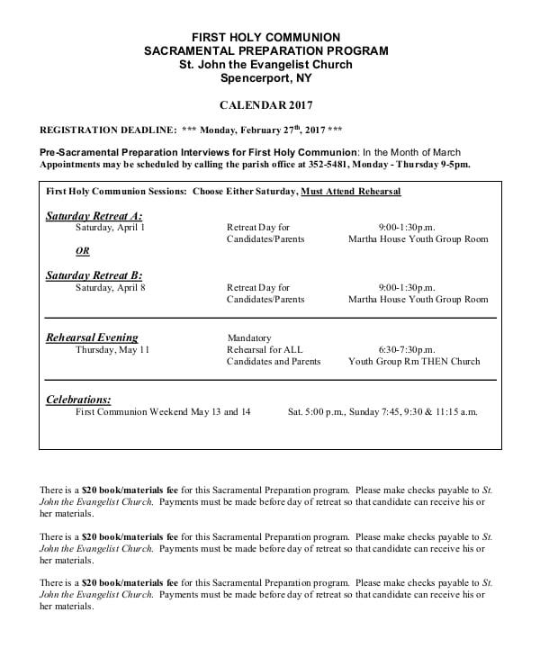 editable-church-program