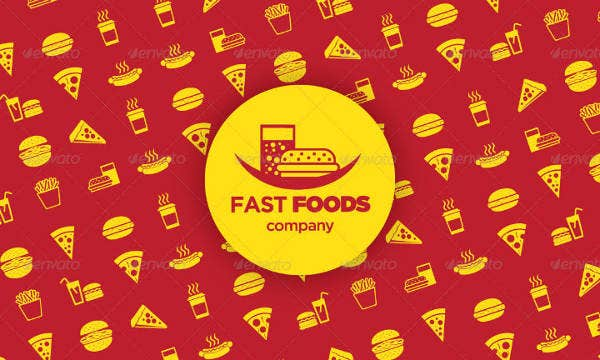 14 fast food business card designs templates psd ai free