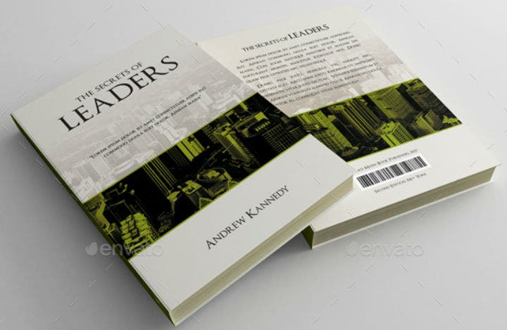 Book Cover Design Elegant : Accounting book cover templates psd ai free