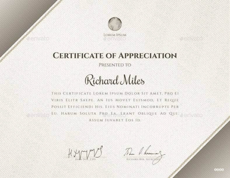 employee certificate of appreciation 788x609