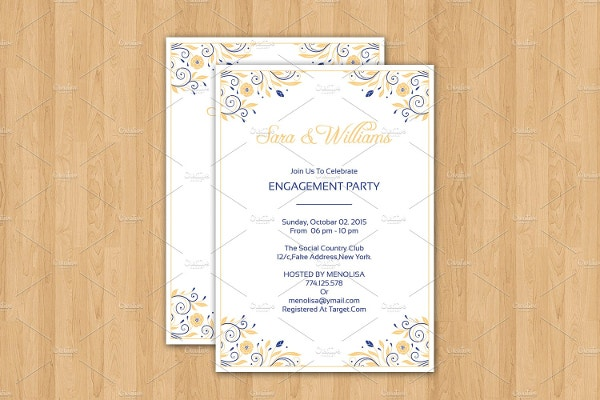 engagement-party-invitation-template