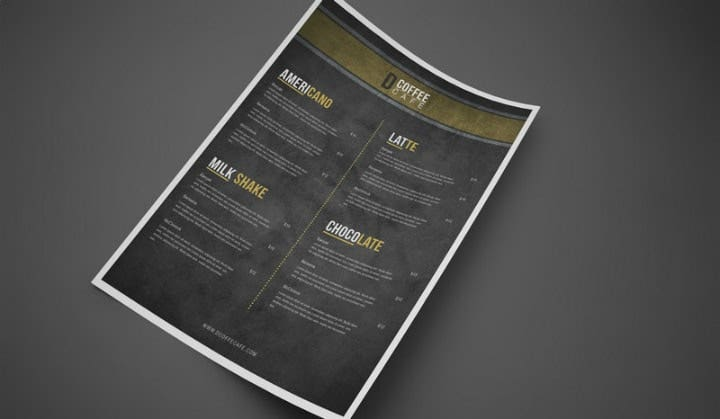 free-coffee-shop-printable-menu-template