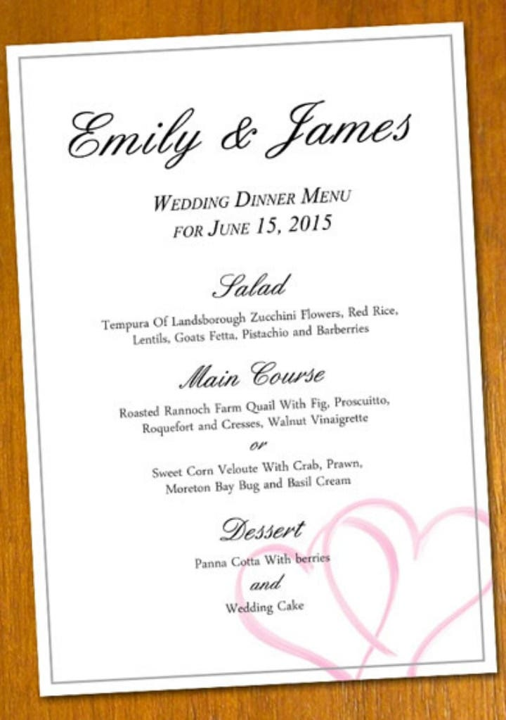 free-printable-wedding-menu-template