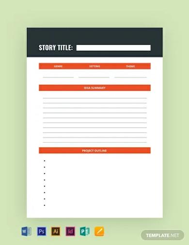 free writer journal template