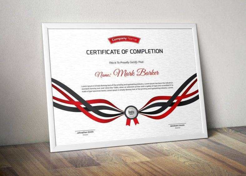 fully-customizable-multipurpose-certificate