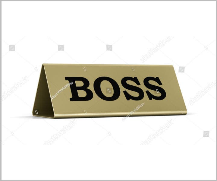gold-name-identification-placard-illustration-template