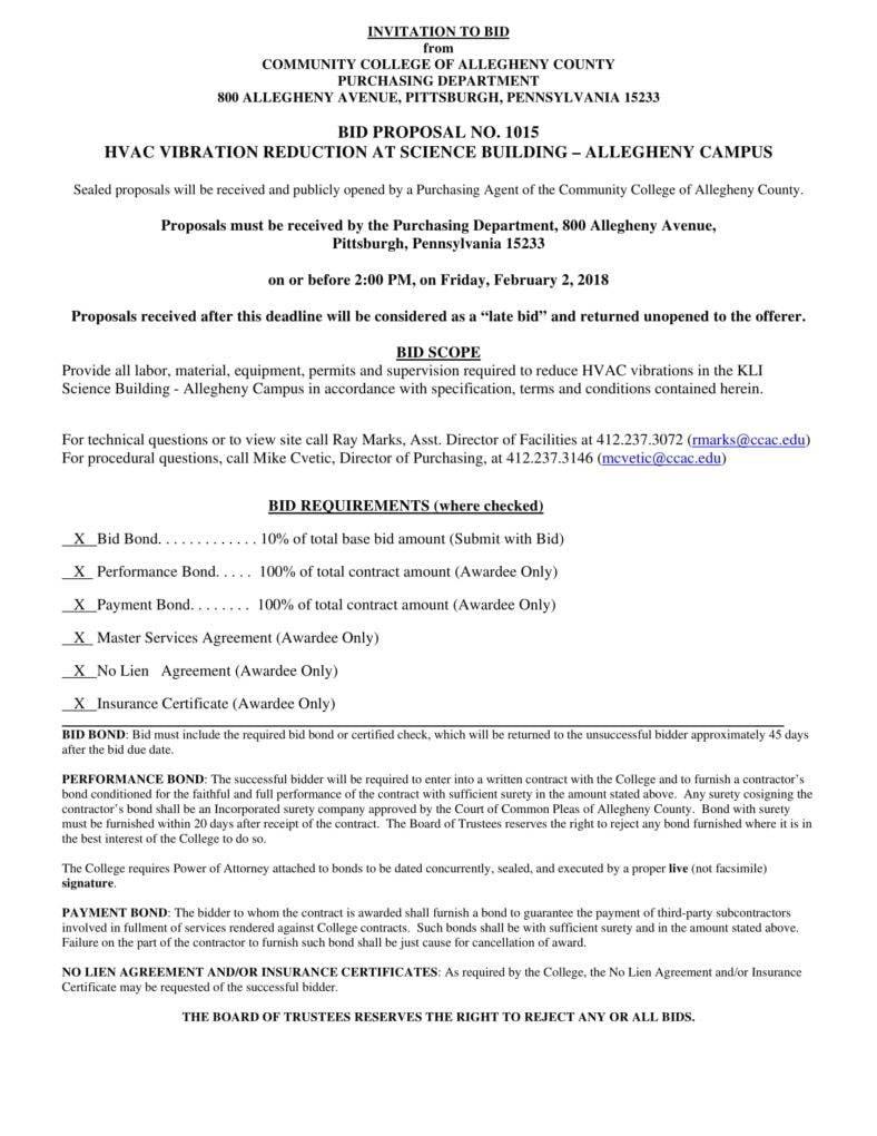 hvac-bid-proposal-for-vibration-reduction-001