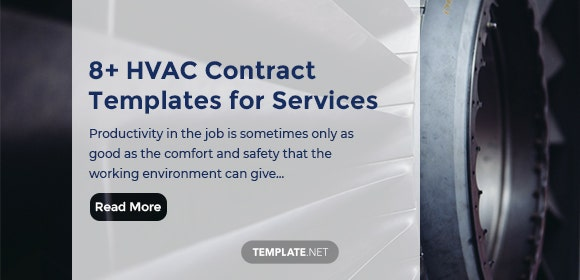 hvaccontracttemplatesforservices
