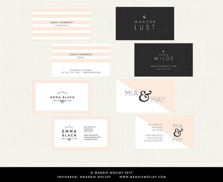 hand-lettered-feminine-business-card-template-pack