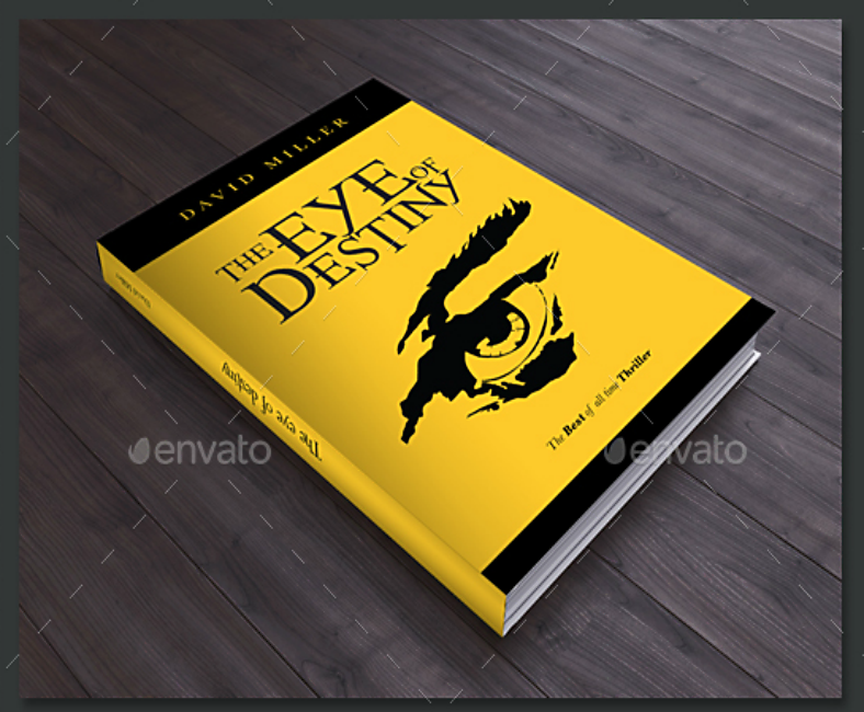illustration book cover template 788x650