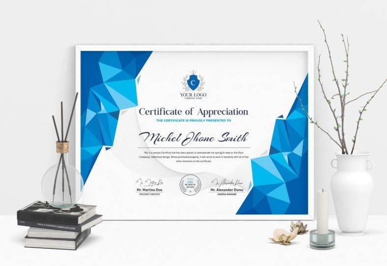 modern graphics certificate 788x541