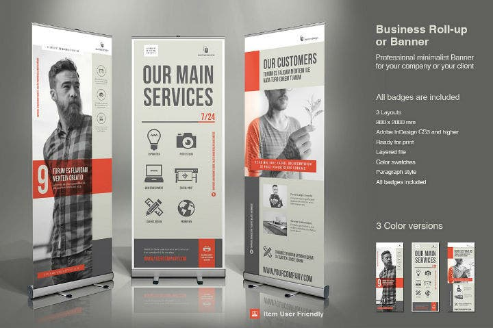 monochromatic-business-roll-up-banner-psd-template