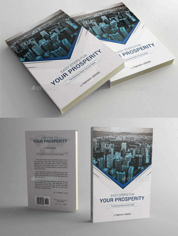 multipurpose accounting book cover template